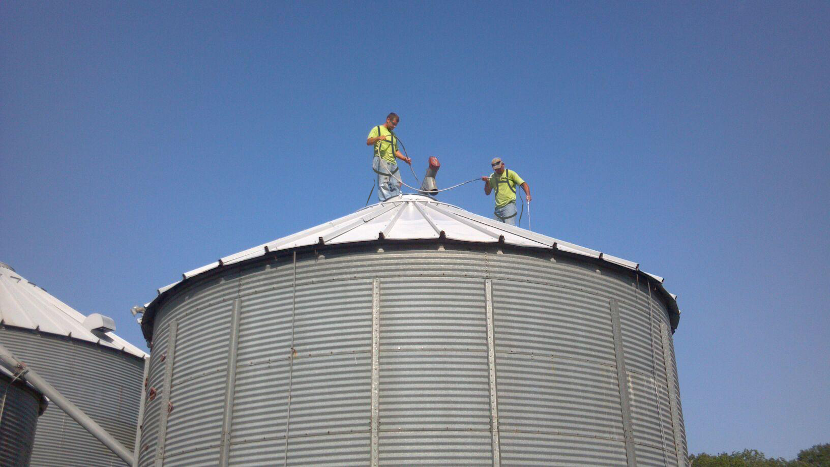 Spray Foam Cool Roof Systems Greener World Solutions