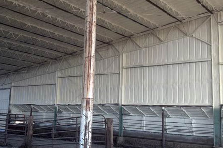 Barn Corrosion