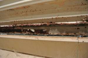Barn corrosion can be cause by ineffective insulation